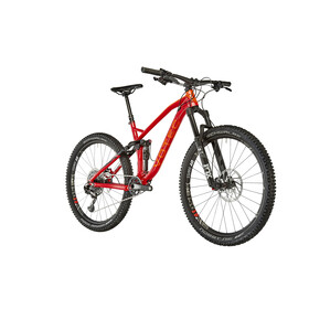 "VOTEC VMs Elite - Tour/Trail Fully 27,5"" - red/black"